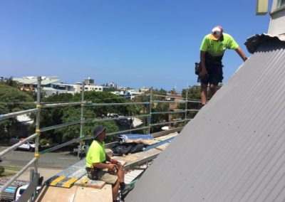 Caloundra Church Roof (Custom)