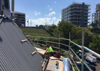 Caloundra Roof Refurb (Custom)