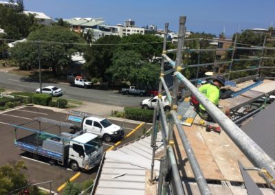 Church Roof refurbishment Sunshine Coast (Custom)