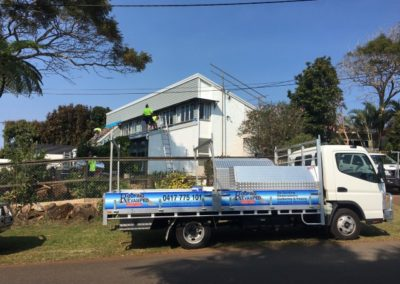 Maroochydore roof restoration (Custom)